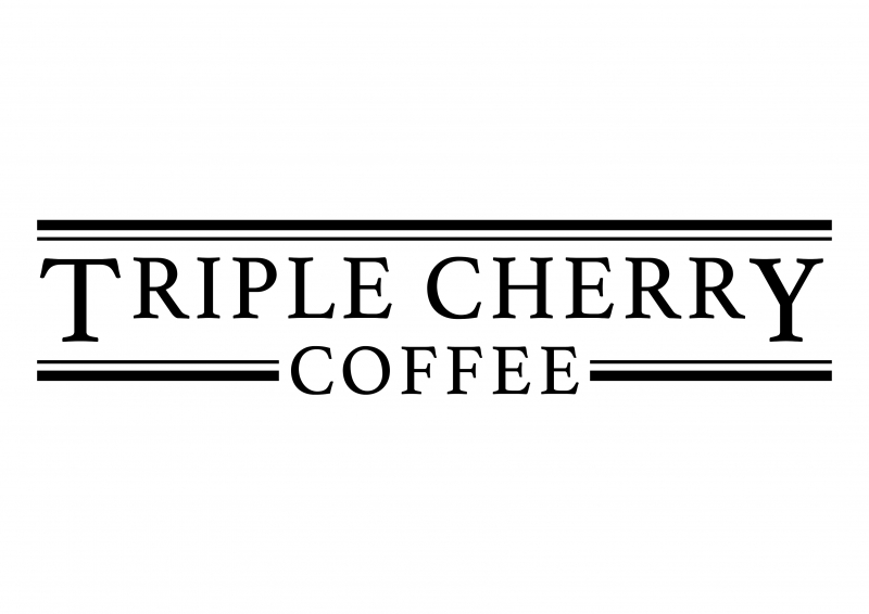 Triple Cherry Coffee logo